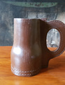 Tankard  Type 6 - Leather Tankard (Jack)