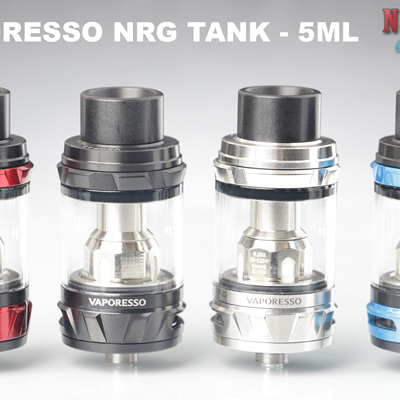 Tanks & Clearomizers
