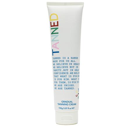 TANNED Gradual Tanning Cream 150g