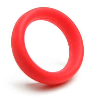 Tantus Beginner C-Ring in red