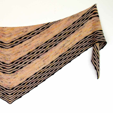 Tarni Shawl by Ambah O'Brien - Pattern