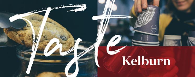 Taste Kelburn banner image