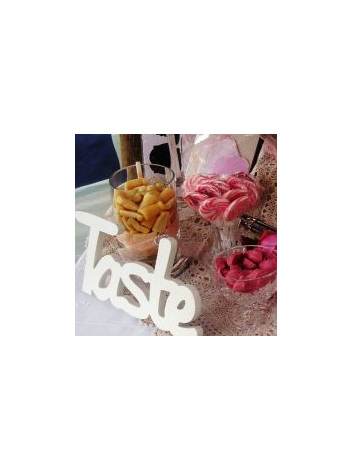 taste sign wedding and event hire