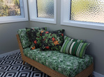 Tate Daybed Water Hyacinth Conservatory Cane Furniture New Zealand