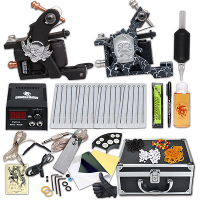 Tattoo kit 2 guns with extra M201