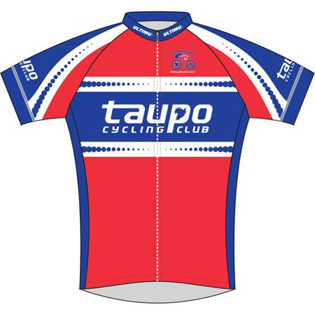 Taupo Cycling Club Aero Jersey