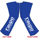Taupo Cycling Club Arm Warmers