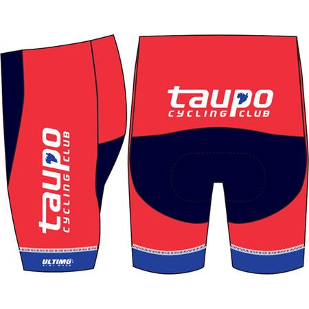 Taupo Cycling Club Cycle Shorts
