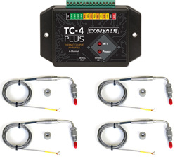 TC-4 PLUS Bundle with (4) EGT Probes