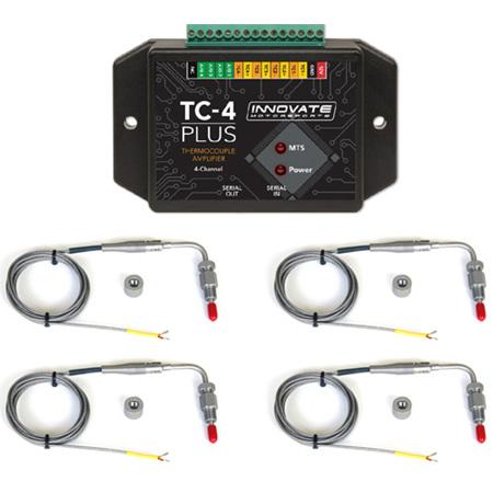 TC-4 PLUS Bundle with (4) EGT Probes - 3895