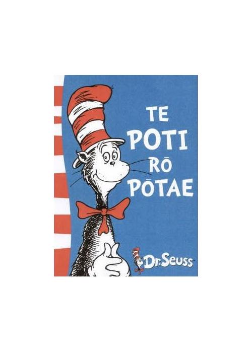 Te Poti Ro Potae: Cat in the Hat (PRE-ORDER ONLY)