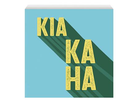 Te Reo Kia Kaha Art Block