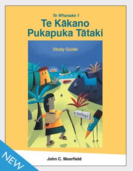 Te Whanake 1: Te Kākano Study Guide, 3e