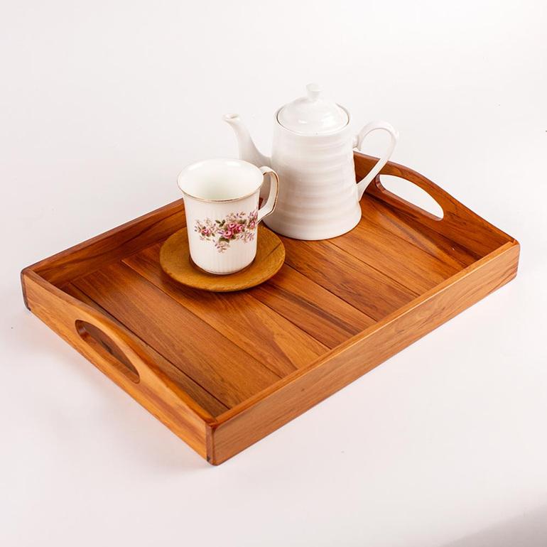 Tea and Coffee Tray