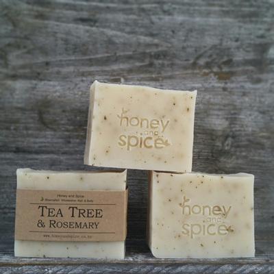 Tea Tree and Rosemary Soap