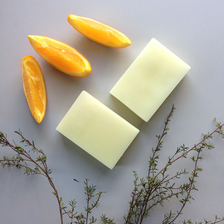 Tea Tree & Orange Conditioner Bar