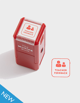 Teacher Feedback Self-inking Stamp