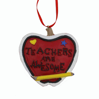 Teachers are awesome decoration