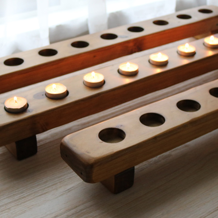 Tealight Centerpieces