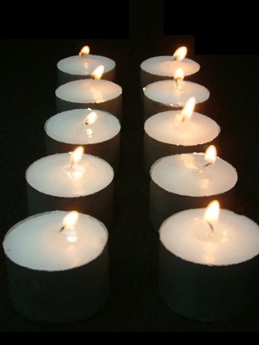 Tealights and Floating Candles