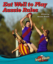 Team Reads: Eat Well to Play Aussie Rules