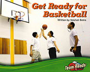 Team Reads: Get Ready for Basketball