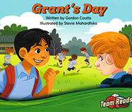 Team Reads: Grant's Day