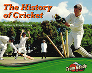 Team Reads: History of Cricket, The