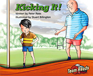 Team Reads: Kicking It!