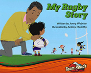 Team Reads: My Rugby Story