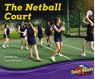 Team Reads: Netball Court, The