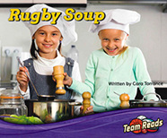 Team Reads: Rugby Soup