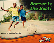 Team Reads: Soccer is the Best!