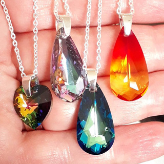 Teardrop Pendants