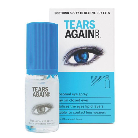 TEARSAGAIN EYE SPRAY 1% 10ML