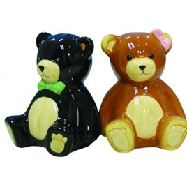 TEDDY BEARS Salt & Pepper