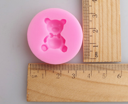 TEDDYBEAR SILICONE MOULD