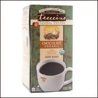 Teeccino Organic Herbal Coffee Chocolate 25pk