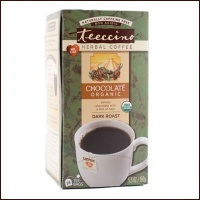 Teeccino Organic Herbal Coffee Chocolate 25pk