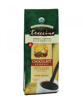 Teeccino Organic Herbal Coffee Chocolate 312g