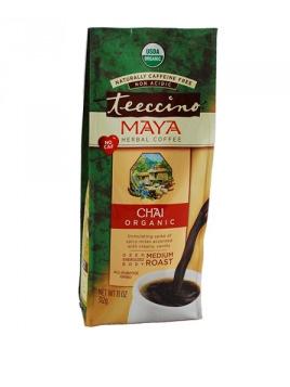 Teeccino Organic Maya Herbal Coffee Chai 312g