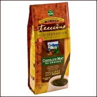 Teecino Organic Herbal Coffee  Chocolate Mint  312g