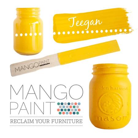 Teegan Mango Paint