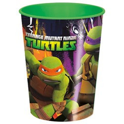 Teenage Mutant Ninja Turtle 16oz Cup