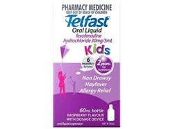 TELFAST Oral Liquid Kid 150ml