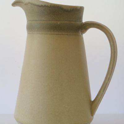 Stoneware jug