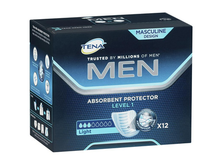 Tena for Men Level 1 12s