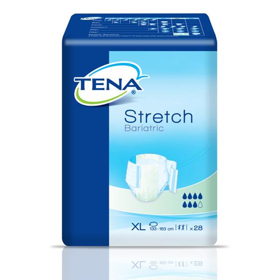 Tena Stretch Bariatric  XL