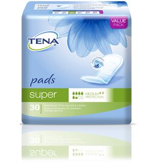 TENA Super Pads