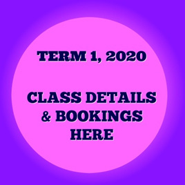 TERM 1, 2020 CLASSES HERE